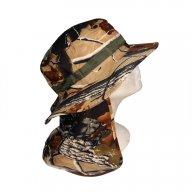 18ca9d1a7bc5 Καπέλο Κυνηγού παραλλαγή Δάσους καφέ