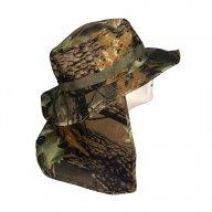 482236ba684a Καπέλο Κυνηγού παραλλαγή Δάσους πράσινο