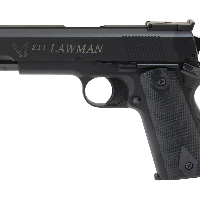 Αεροβόλο Airsoft STI LAWMAN, hop up system - ASG