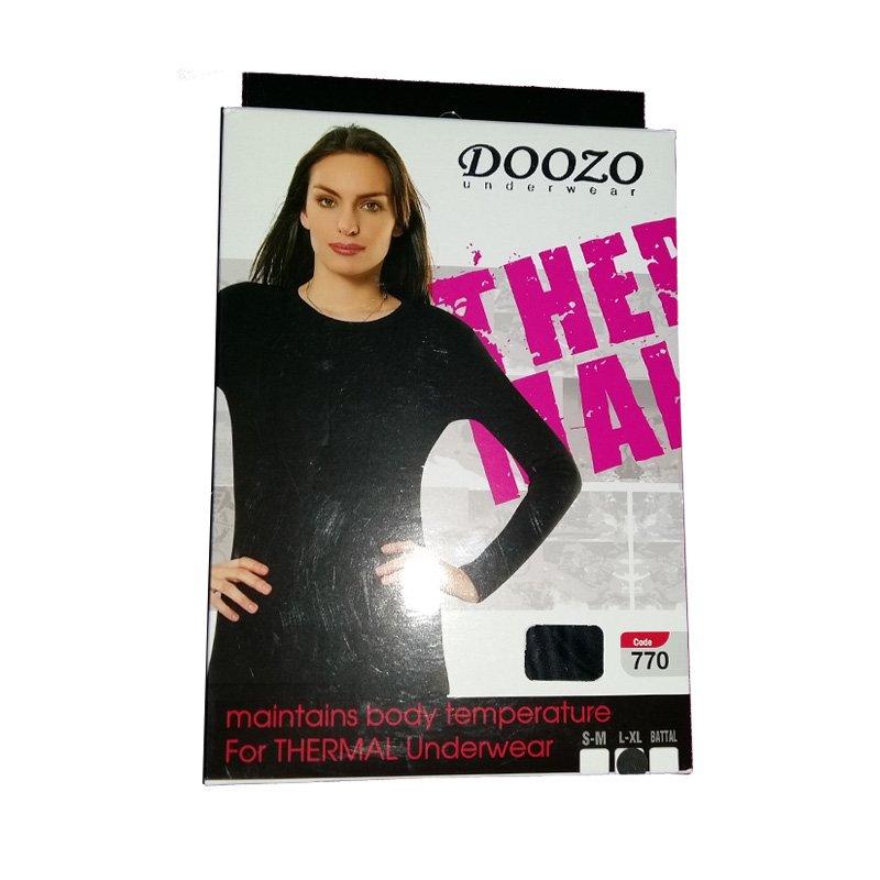 90e5b6576200 survivorshop.gr - Ισοθερμικη Γυναικεια μπλουζα DOOZO THERMAL